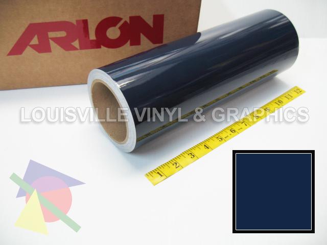 12 Quot X 4ft Dark Blue Arlon 5000 Craft Graphics Amp Hobby
