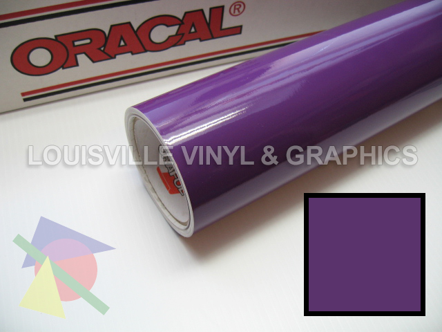 Oracal Vinyl Supplies http://www.ebay.com.au/itm/1-Roll-24-X-10yd-Violet-Oracal-651-Cutting-Vinyl-/320651050825